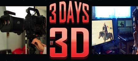 3Days of 3D Workshop