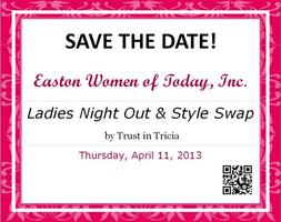 Spring Style Swap with Easton Women of Today