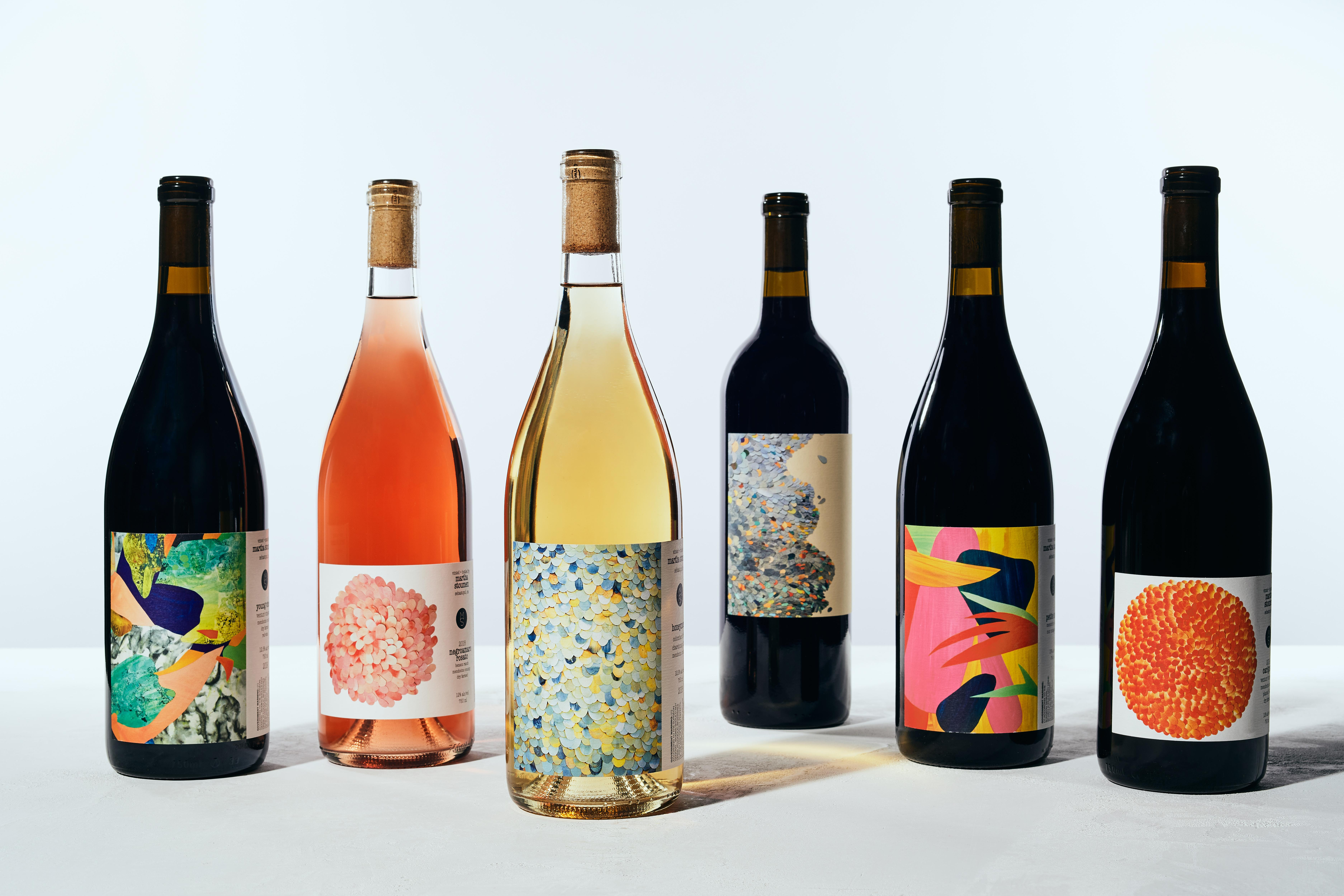 Martha Stoumen Wines: SF Local Pickup