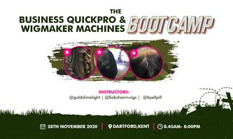 The Business QuickPro & Wigmaker Machines Bootcamp.