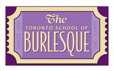 The Toronto School of Burlesque logo