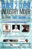 Coast 2 Coast Music Industry Mixer | OKC Edition - 11/16/12