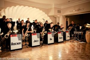DATE CHANGE:TBA .RockinJazzBigBand: Dancing-Cocktails