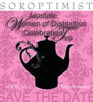 2013 Soroptimist Women of Distinction Celebration Tea