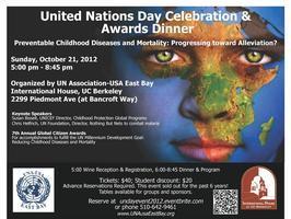 UN Day 67th Anniversary Celebration Dinner 2012