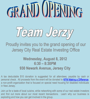 Team Jerzy's Grand Opening Event!