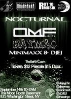 Nocturnal House Music Event