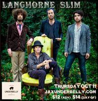 Langhorne Slim (with The Last Bison) LIVE at Underbelly