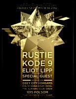 RUSTIE + KODE9 :: OFFICIAL PLM AFTERPARTY w/ MARTYPARTY