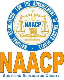 Southern Burlington County NAACP logo