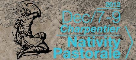 Charpentier: Nativity Pastorale - Palo Alto