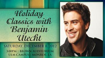 Holiday Classics with Benjamin Utecht