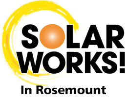 Solar Works Rosemount!