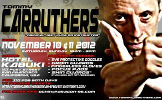 Tommy Carruthers JKD Weekend Seminar