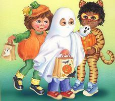 Baby Boogie Bash: Healthy Halloween Bash!