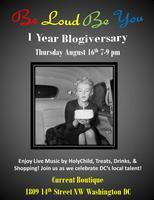 1 Year Blogiversary Party