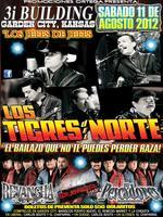 Garden City, KS - Los Tigres del Norte