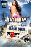 "PROJECT X TAMPA 2 ""The Beach FOAM Party"""