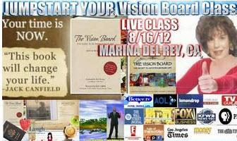 JUMPSTART YOUR VISION BOARD LIVE 2 HOUR CLASS in...