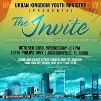 "Urban Kingdom Youth Ministry- ""The Invite"""