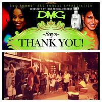 "DMG Annual Appreciation Party ""DMG Says THANK YOU""..."
