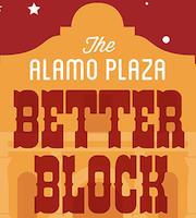 Alamo Plaza Better Block Scavenger Hunt and Happy Hour