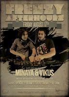 SP Presents: Frenzy Afterhours at Avalon w/Minaya &...