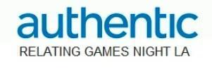 Authentic Relating Games Night LA August 26