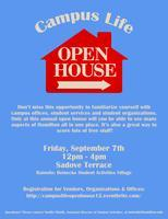 Campus Life Open House 2012