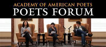 Academy of American Poets: 2012 Poets Forum