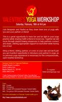 Valentine's Partner Yoga Workshop