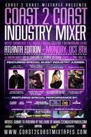 Coast 2 Coast Music Industry Mixer | ATL Edition - 10/8/12