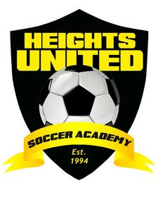 Heights United Soccer Academy logo