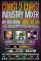 Coast 2 Coast Music Industry Mixer | Bay Area Edition -...