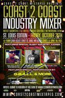 Coast 2 Coast Music Industry Mixer | STL Edition - 11/17/12