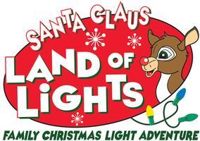 Santa Claus Land of Lights 2012