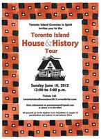Toronto Island House and History Tour 2012