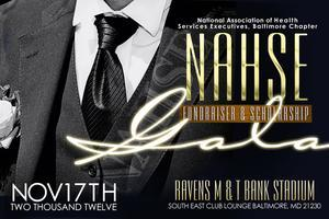 NAHSE, Baltimore Chapter, Education & Awards Gala 2012