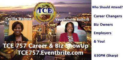 TCE 757 Career & Biz ShowUp