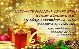 ULTIMATE HOLIDAY CRAFT EXPO - A WINTER WONDERLAND