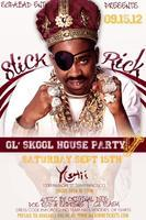 The Ol Skool House Party V.. Featuring Slick Rick The...