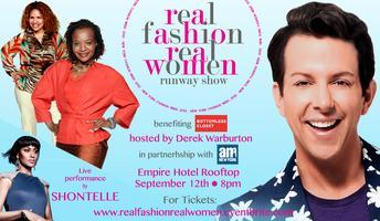 REAL FASHION REAL WOMEN RUNWAY SHOW in partnership...