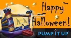 Pump It Up Madison Not So Scary Halloween Jump - 2012