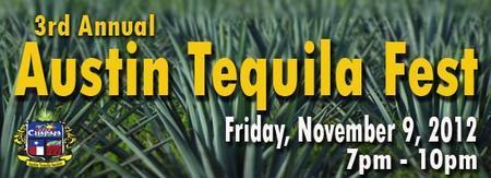 Austin Tequila Fest 2012