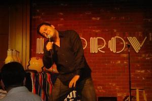Comedy Fundraiser, October 13, 2012