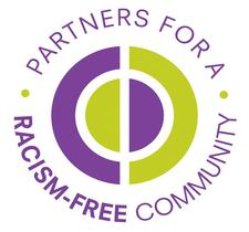 Partners for a Racism-Free Community logo
