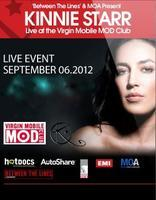 Kinnie Starr LIVE in Concert at The Virgin Mobile Mod C...