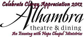 HCM at the Alhambra Dinner Theatre