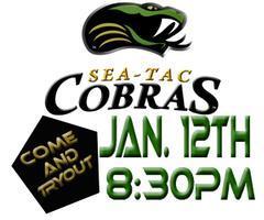 Seattle-Tacoma Cobras Combine 2012