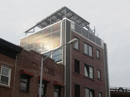 Building Tour --> 100% Solar Powered Brooklyn Building